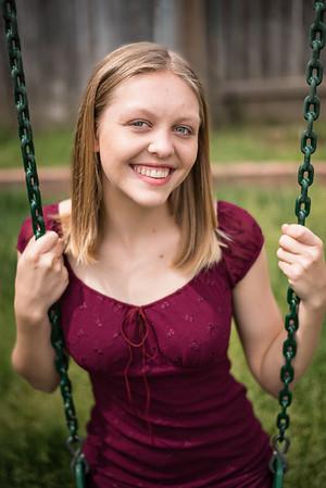 Isabelle's Senior Portraits
