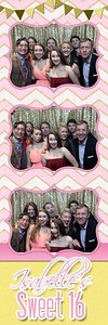 Isabelle's Sweet 16