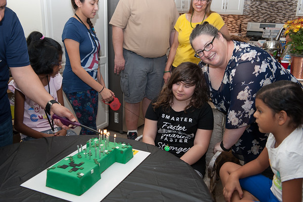Isabel's 10th Birthday 2016