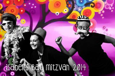 Isabels Bat Mitzvah