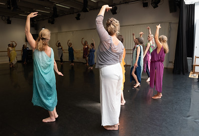 "Workshop: Amy Swanson - ""44 Years Exploring Duncan Technique and Repertory"""