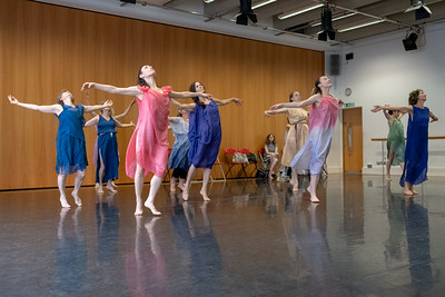 "Workshop: Beth Jucovy - ""Isadora's Dances as Music, as Poetry"""