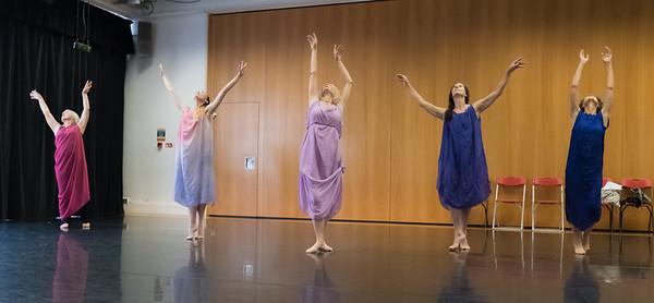 "Workshop: Beth Jucovy - ""Isadora's Dances as Music, as Poetry"""