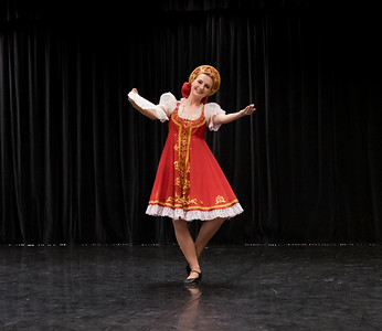 "Showing: Valentina Ryazanova - ""Plastic Dance in Russia: Classic Historical Productions and Modern Compositions"""