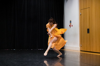 """Showing: Beth Jucovy - """"The Poetry of Duncan Dances"""""""