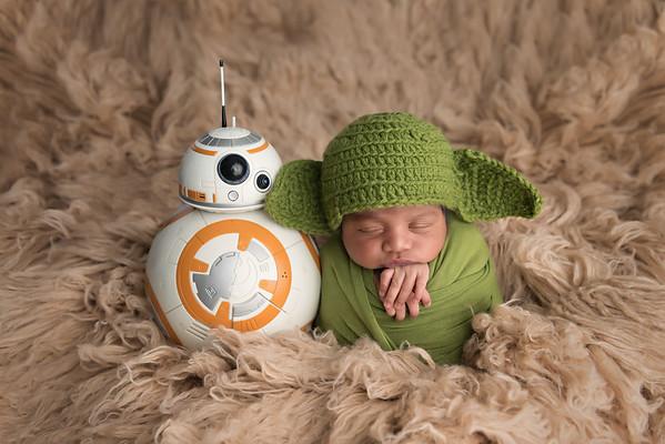 Isaiah •Newborn