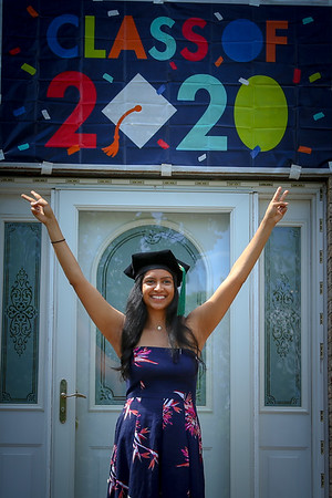Isha Graduation 2020