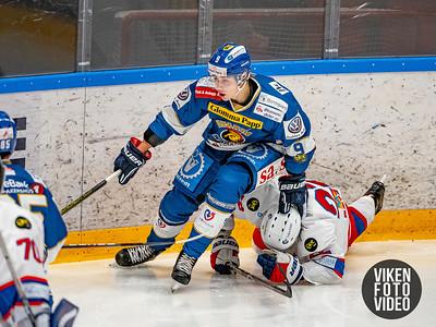 Spartas spiller Emil Lilleberg i kampen mellom Sparta og Vålerenga.   Foto: Thomas Andersen