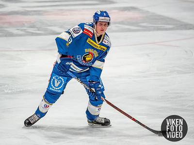 Spartas spiller Jonas Meisingset i kampen mellom Sparta og Vålerenga.   Foto: Thomas Andersen