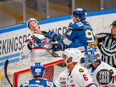 Spartas spiller Didrik Nøkleby Svendsen i kampen mellom Sparta og Vålerenga.   Foto: Thomas Andersen