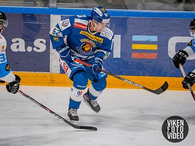 Spartas spiller Martin Grönberg i kampen mellom Sparta og Narvik. Foto: Thomas Andersen