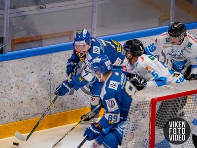 Spartas spiller Trym Østby i kampen mellom Sparta og Narvik. Foto: Thomas Andersen