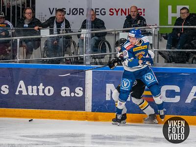 Spartas spiller Henrik Knold i kampen mellom Sparta og Stavanger. Foto: Thomas Andersen
