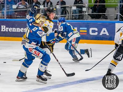 Spartas spiller Kristian Jakobsson i kampen mellom Sparta og Stavanger. Foto: Thomas Andersen