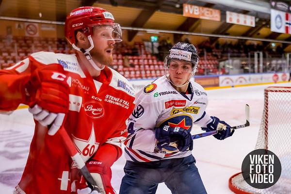 Spartas spiller Henrik Knold i kampen mellom Stjernen og Sparta. Foto: Thomas Andersen