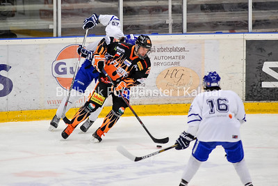 Nybro Flames vs Virserum SFG 161110