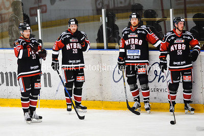 Nybro Vikings vs Kalix HC 170304