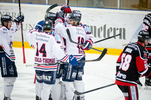 Nybro Vikings vs Mörrum 150114