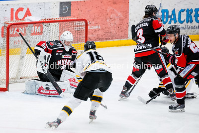 Nybro Vikings vs Pantern 140216