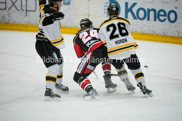 Nybro Vikings vs Pantern 141130