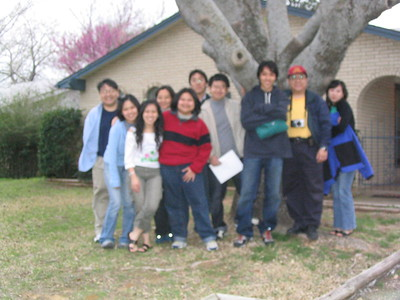 Messiah's Ranch Tejas Spring Break Retreat 2004