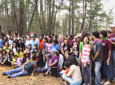Tejas 07-  Spring Break Retreat