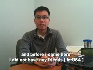 Video of Allen from Tejas 2010