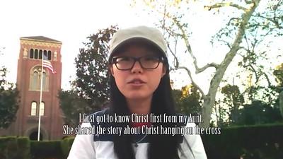 Sophia Video Testimony