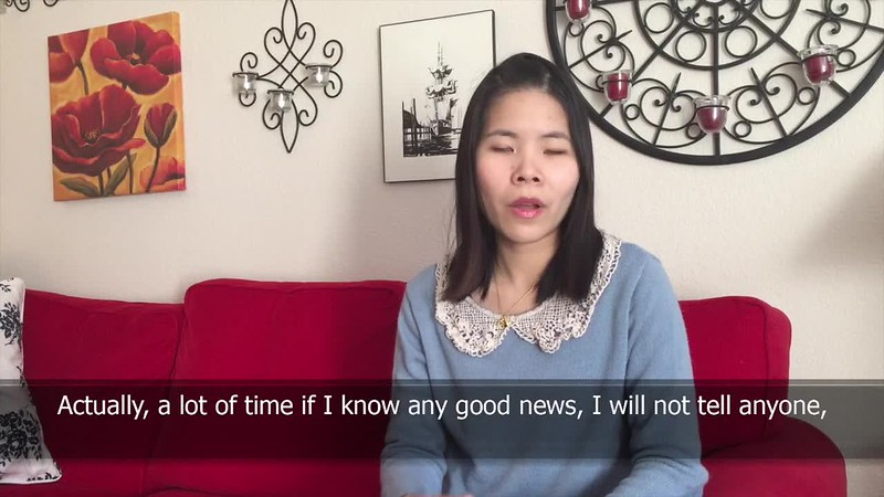 Gina's Testimony