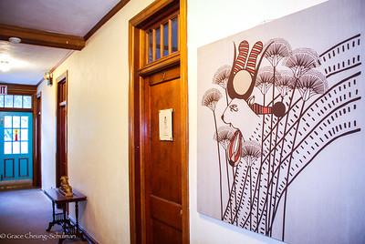 Lodge Hallway