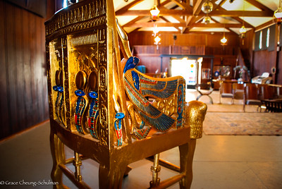 Gilded Chair 5