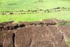 Petroglifo en Papa Vaka