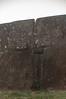 Muralla estilo Inca en Vinapu