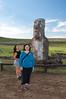 Moai viajero
