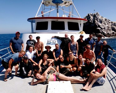 Channel Island Boat Diving Trips