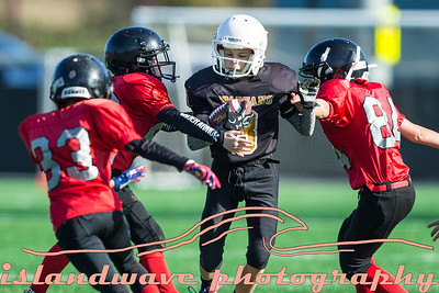 Spartans vs Southside, Peewee Playoffs