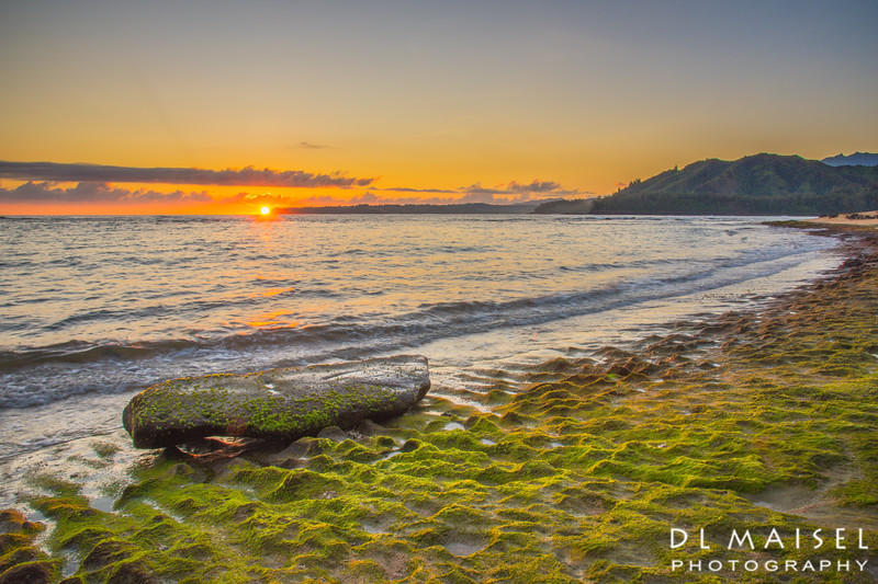 Sunrise Kepuhi Beach Kauai