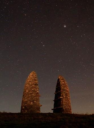 Land Struggle Monument at Aiginis, Isle of Lewis
