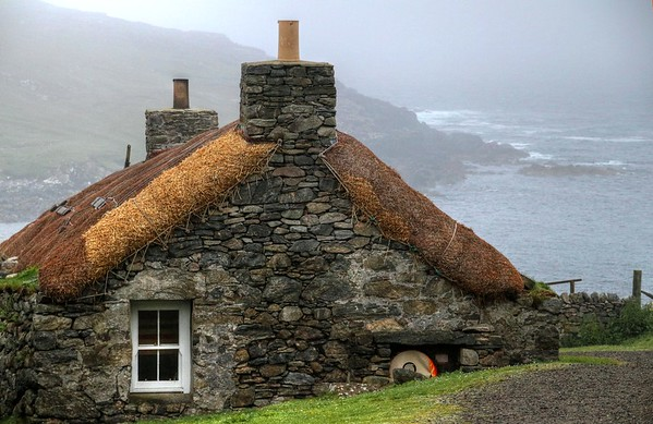 Gearannan Blackhouse, Isle of Lewis