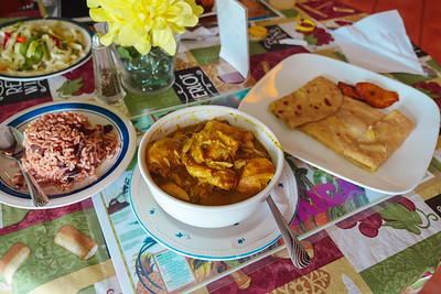 Caribbean Feast
