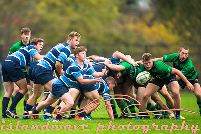 Cowichan vs Uvic, Times Cup
