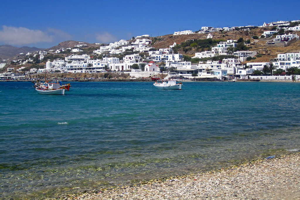 Island Travel - Mykonos, Greece
