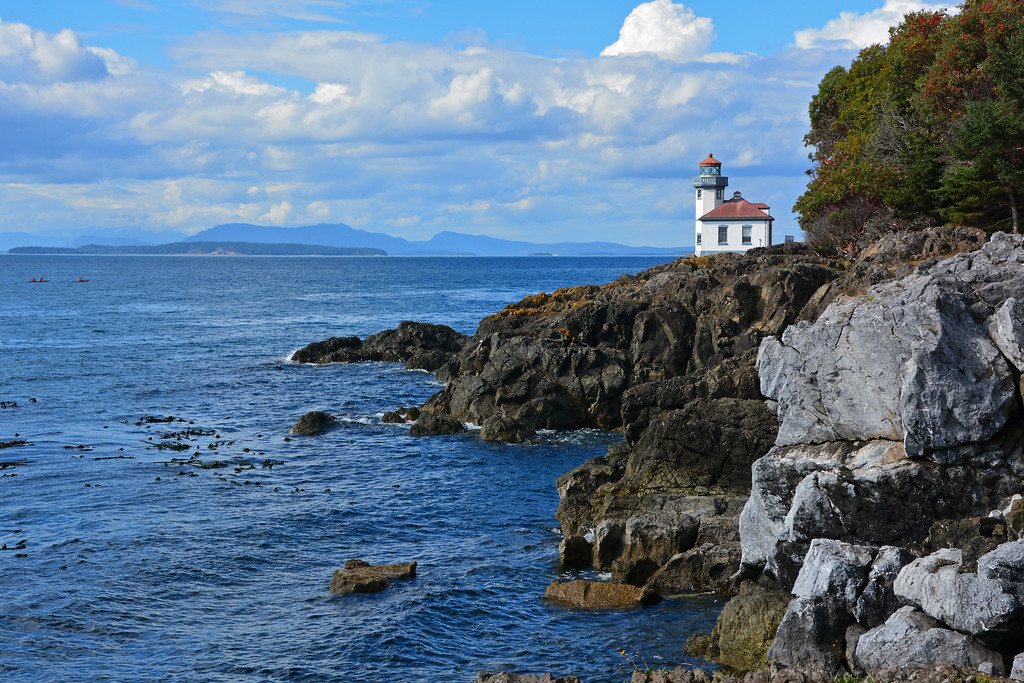 Island Travel - San Juan Islands, Washington