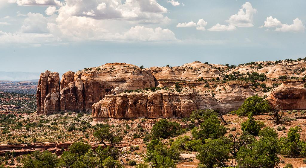 Mesa Arch Area