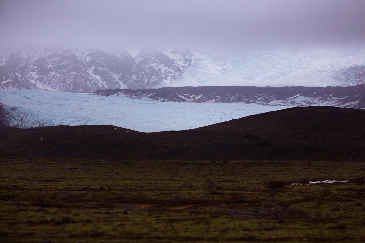 Glacier, Vatnajökull National Park