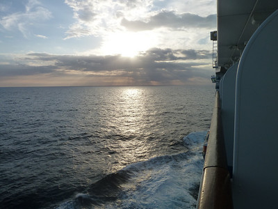 Ocean makes every morning shot prettier