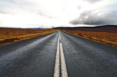 Icelandic road II