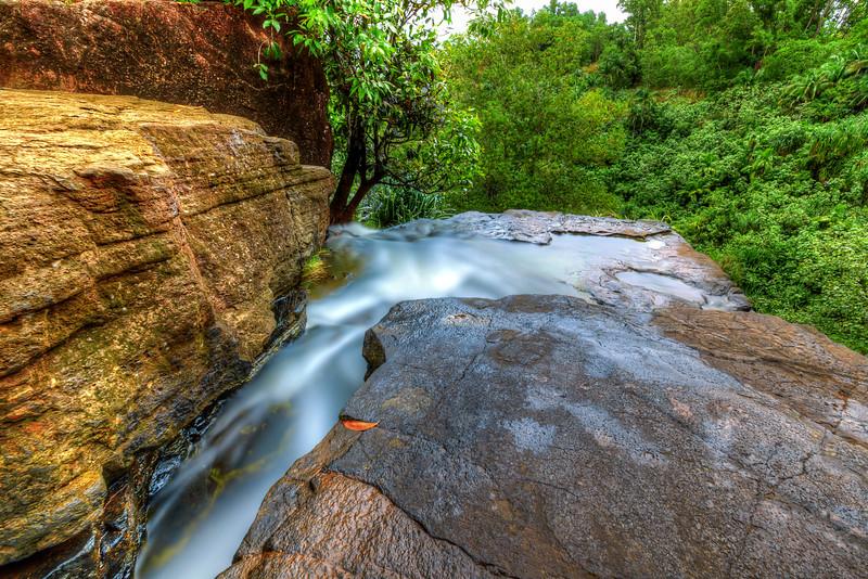 Tarzan Falls Upper 3  ©2016  Janelle Orth