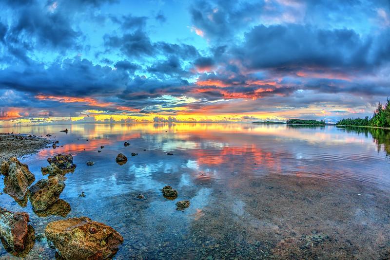 Low Tide Sunset  ©2014  Janelle Orth
