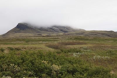 Góry i pagóry w parku narodowym Skaftafell
